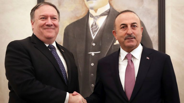 Jamal Khashoggi: Mike Pompeo meets with Turkish leaders on missing Saudi writer