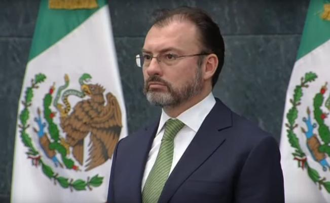 mexicosforeignministerexpressirritationtouspolicies