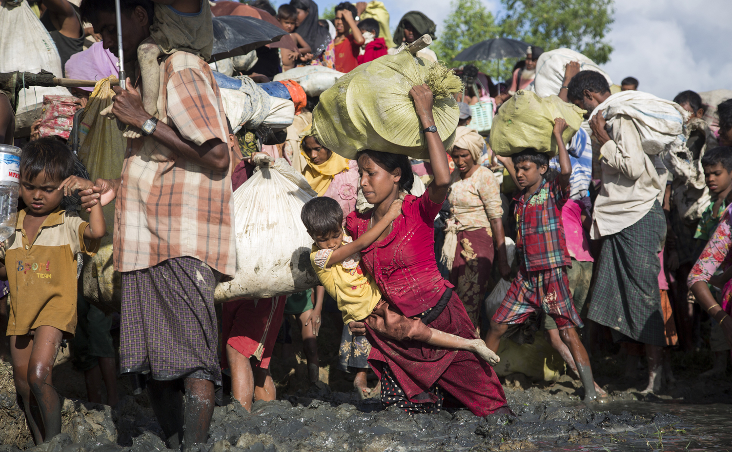 UN investigators say genocide is still taking place against Rohingya Muslims in Myanmar