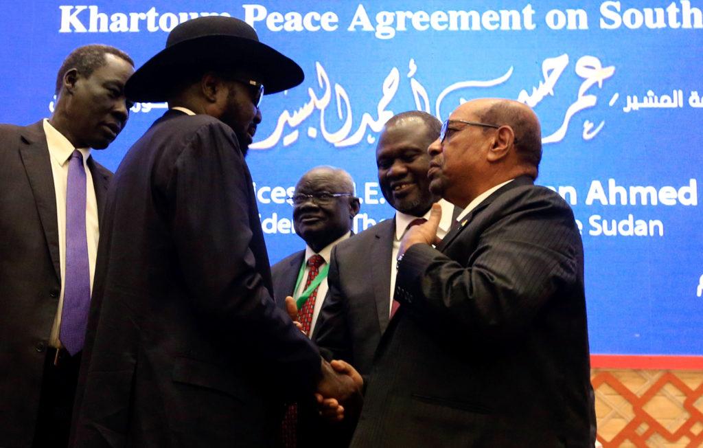 Permanent ceasefire begins in South Sudan
