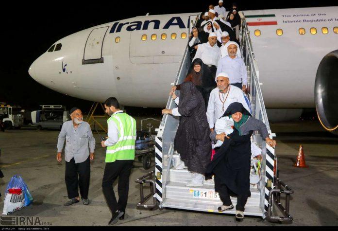 Tehran's Int'l Airport Ready to Send 27,000 Hajj Pilgrims