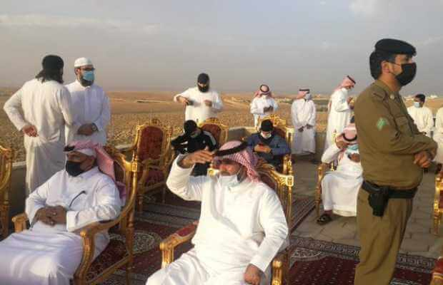 Shawwal Crescent not sighted in Saudi Arabia