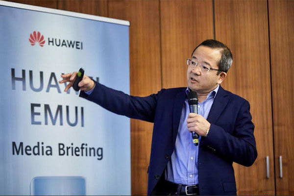 Huawei unveils major update to Android OS