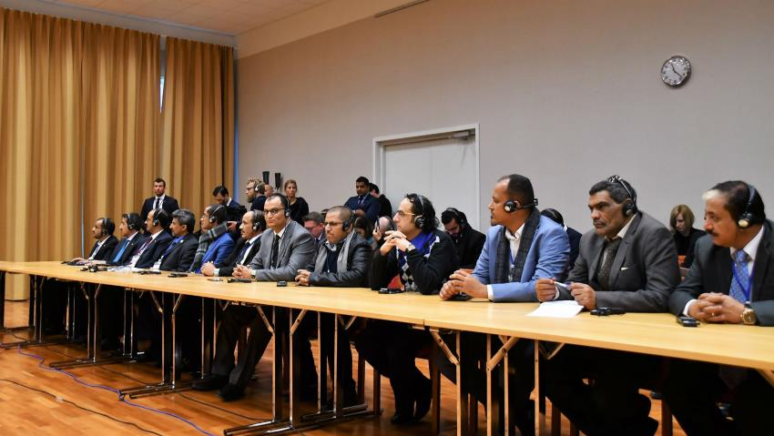 Yemen's warring parties meet for 3rd day of talks in Sweden
