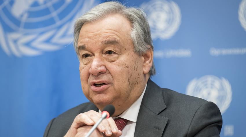 anymilitaryconfrontationbetweenindiapakwouldbedisasterofunmitigatedproportion:antonioguterres
