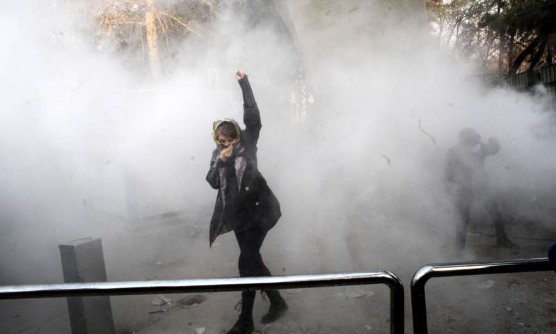 Iran arrested 7,000 dissidents in
