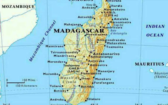 16 dead in stampede at Madagascar independence day celebrations