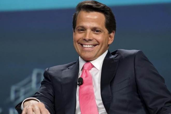 Anthony Scaramucci is Trump