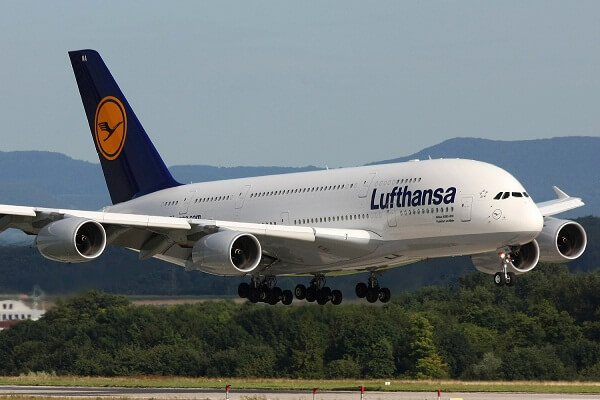 lufthansasettooperate160flightsbetweenindiaandgermanyinseptembermonth