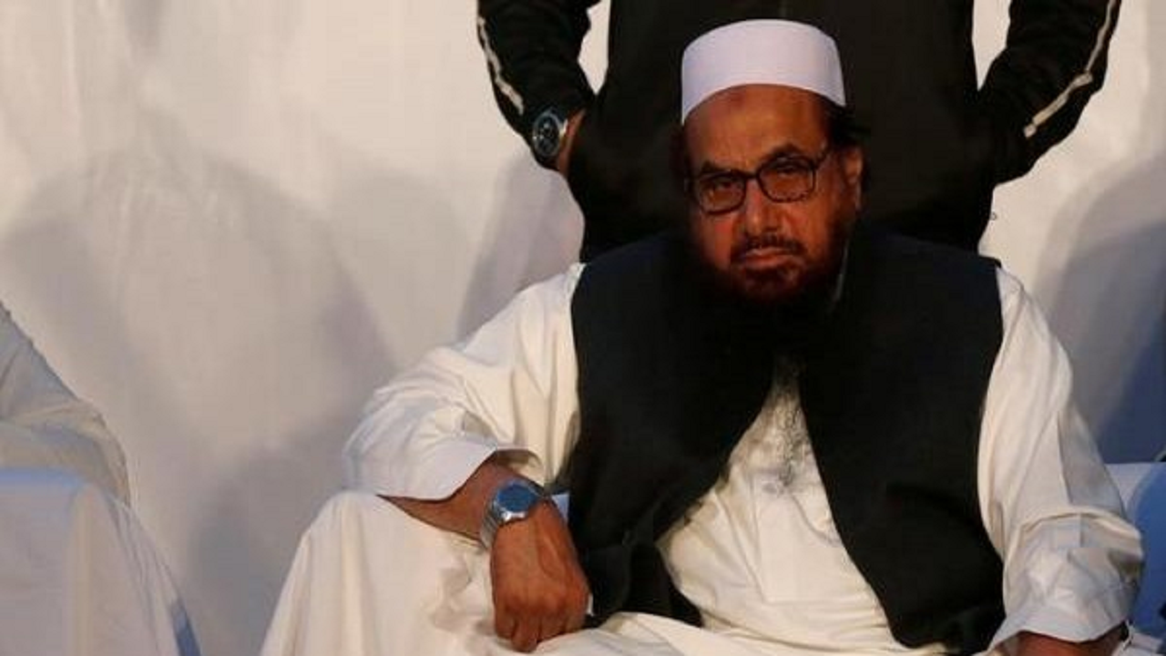 Mumbai terror attack mastermind Hafiz Saeed indicted on terror financing charges