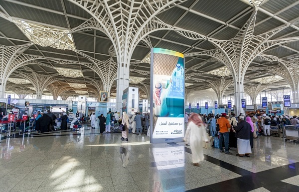 Saudi Arabia suspends flights to and from India due to rising COVID-19 cases