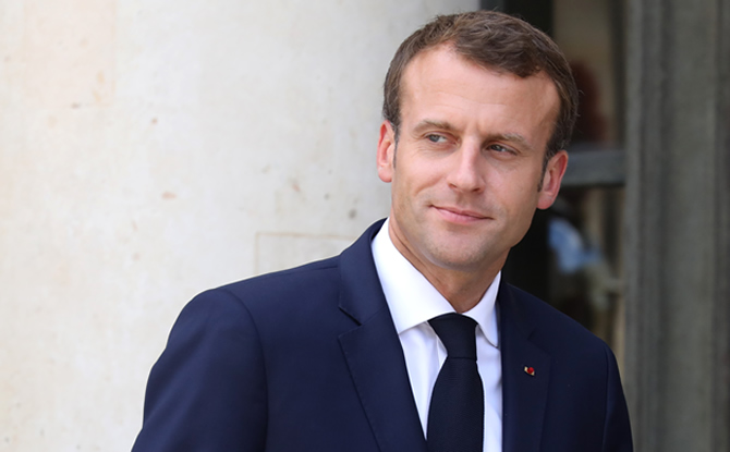 Macron snubs US arms in defence spat with Trump