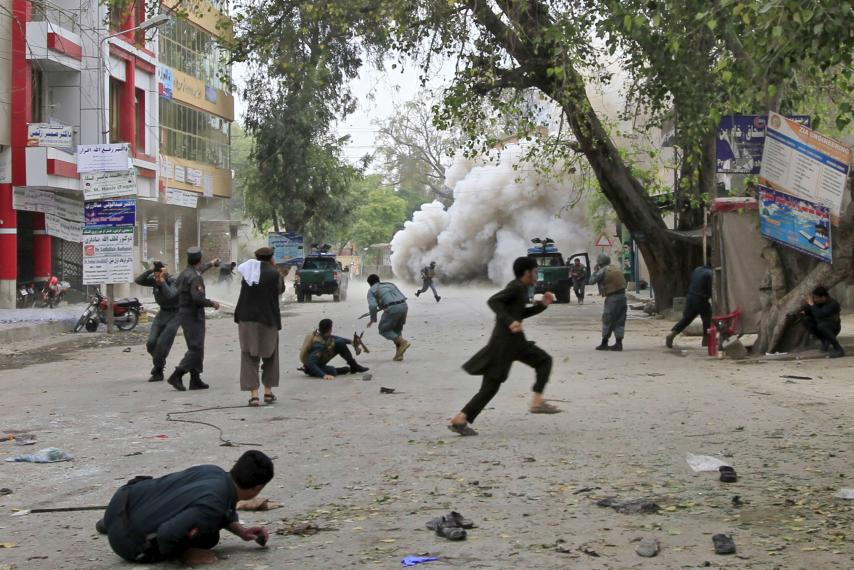 Suicide bombing kills one in Kabul