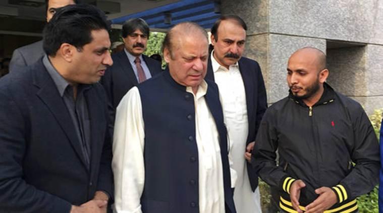 Nawaz Sharif attends court in anti-corruption trial