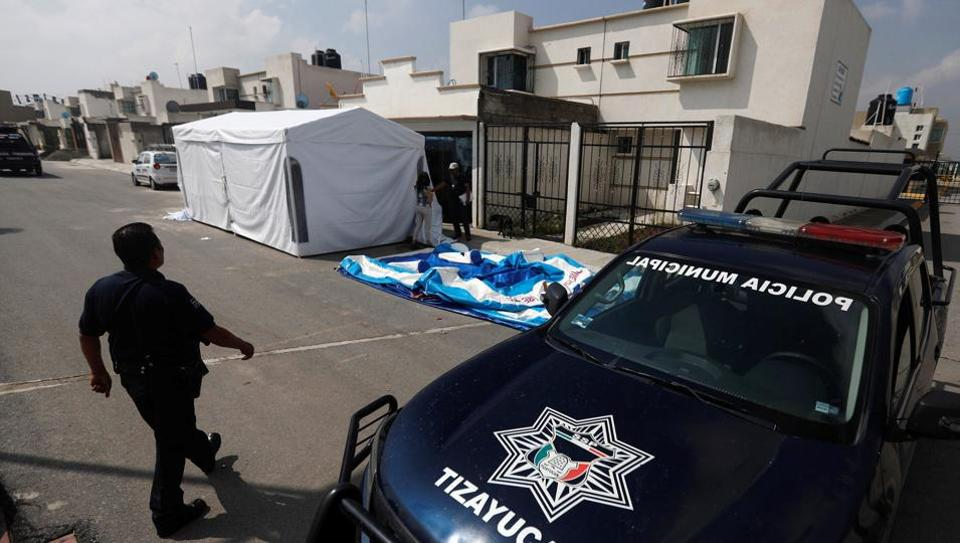 Birthday party Massacre : 11 killed by attackers at child's birthday party in Mexico