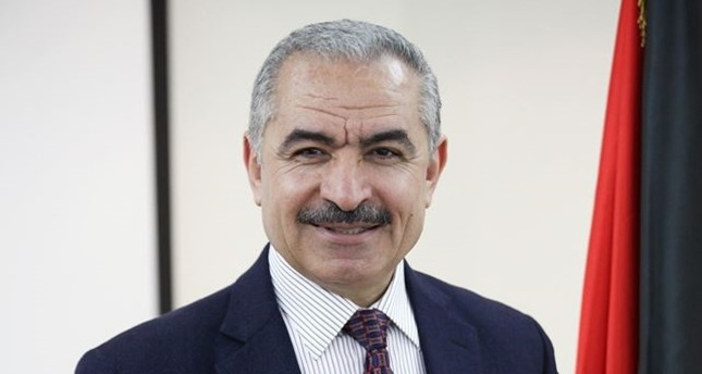 Mohammad Shtayyeh named as Palestinian PM