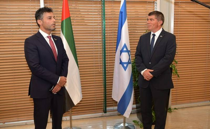 Israel officially receives first ever UAE ambassador