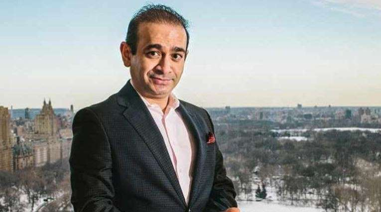 Nirav Modi spotted in London in ostrich leather jacket worth Rs 9 lakh. Internet has priceless reactions