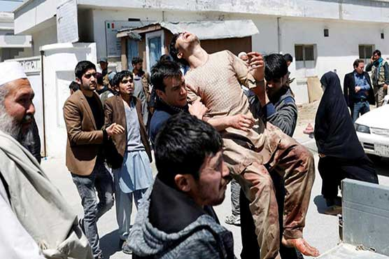 Six wounded in suicide attack on Kabul election workers
