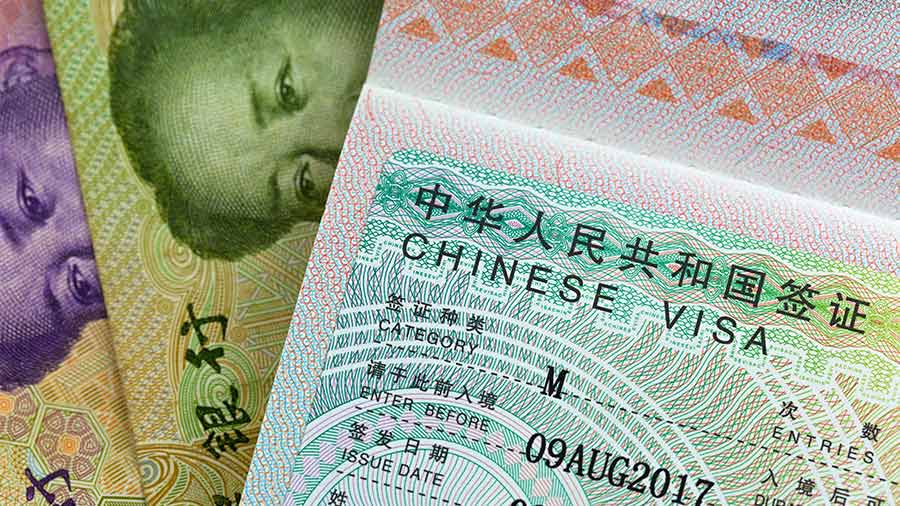 China remains non-committal on issuing visa to Indians