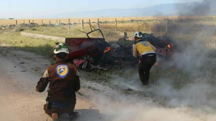 5 Civilians Killed By Syrian Regime Shelling Western Hama