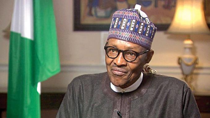 Nigerian Prez Muhammadu Buhari re-elected for second term
