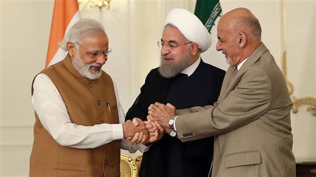 India says Iran sanctions threaten Afghan corridor