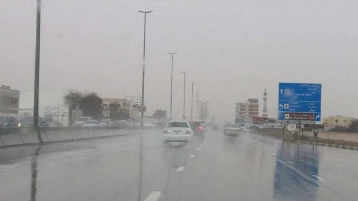 Heavy rains lash Ras Al Khaimah