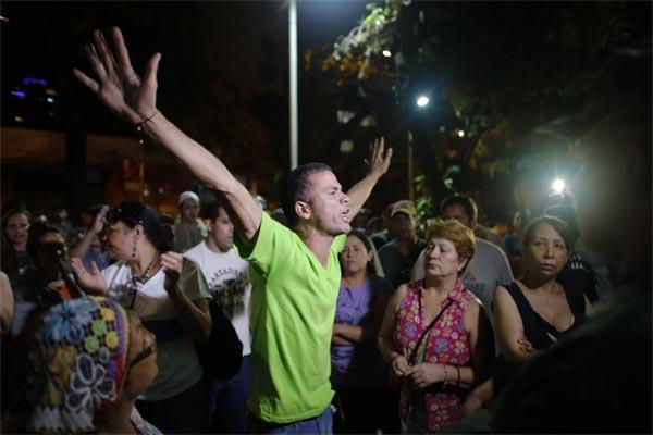 venezuela's17yearsofsocialistrevolutionruleoppositionvictorydealsaserioussetback