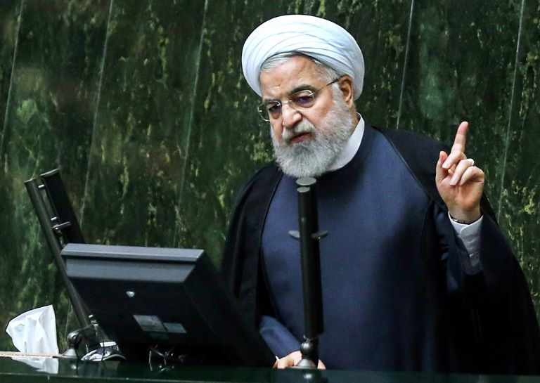 Iran still ready for nuclear talks if US lifts sanctions, says Rouhani