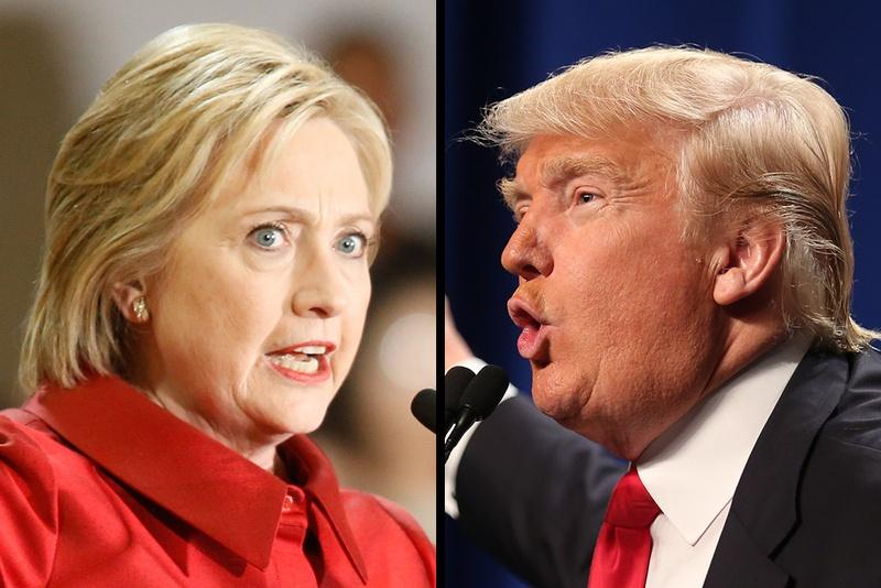 Clinton leads Trump by 6 points in Presidential race: poll