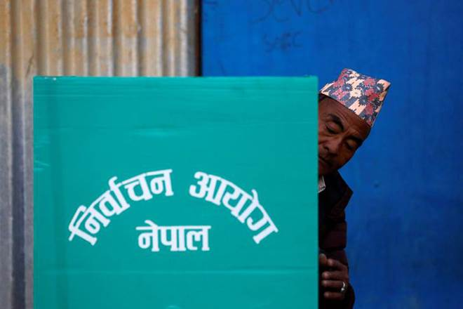 Left alliance wins two third seats of direct election in lower house of parliament in Nepal