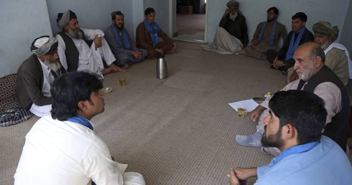 talibanreleased27peaceactivists