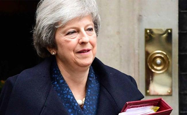 UK govt plans third Brexit deal vote on Friday