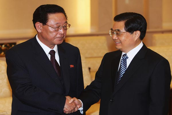 China May help to N. korea on treaty with US,