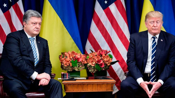 Michael Cohen 'took secret payment from Ukraine'