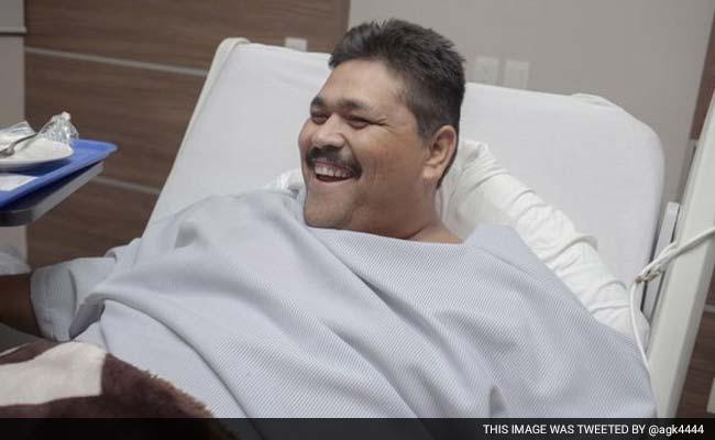 World's most obese man dies