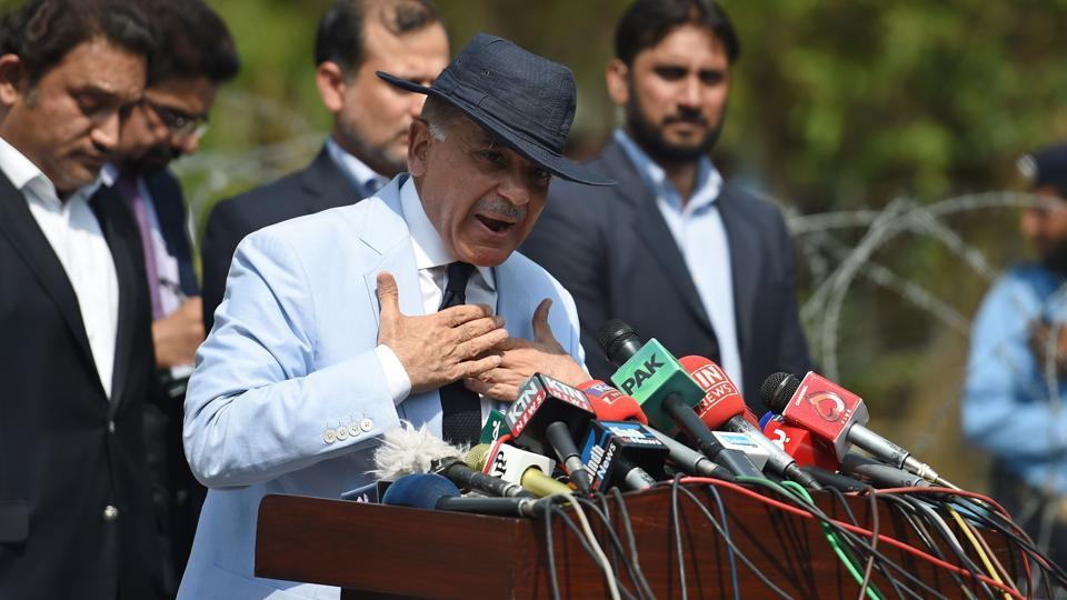 Pakistan: PML-N elects Shehbaz Sharif as interim party president