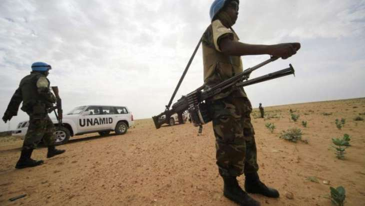 Sudan says military council suspends decree on UN sites