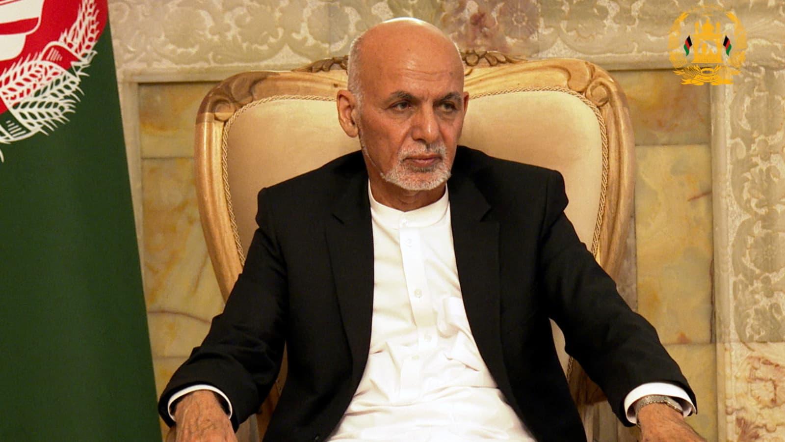 formerafghanpresidentashrafghaniapologizestopeopleofafghanistanafterfleeing