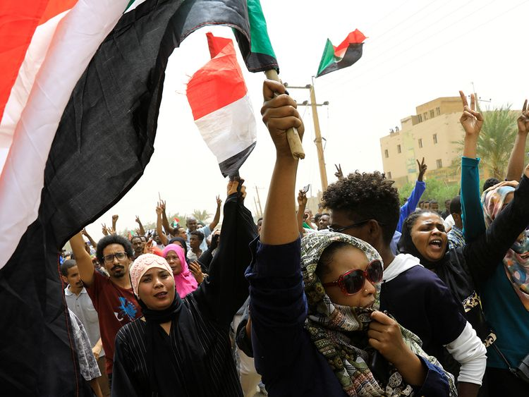 Sudan protesters call for civil disobedience on July 14