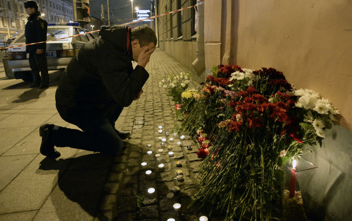 Asian leaders extend condolences to Russia over bomb blast