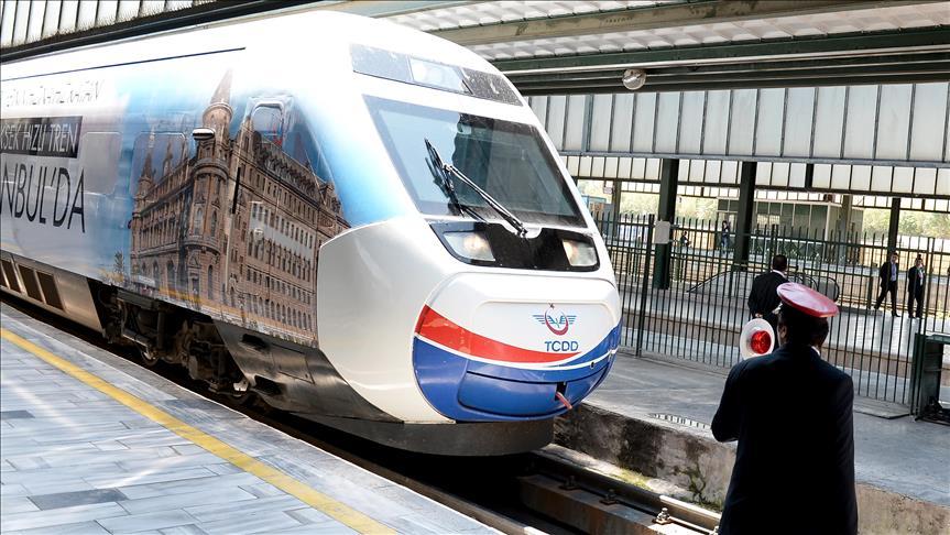 Ankara to host international high speed rail event