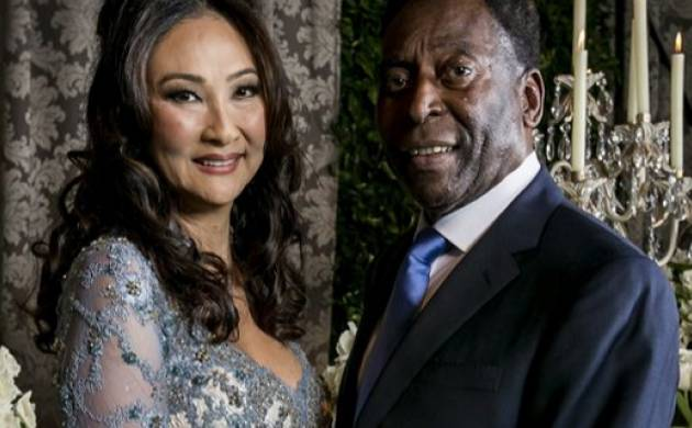 Football legend Pele marrying for third time at 75