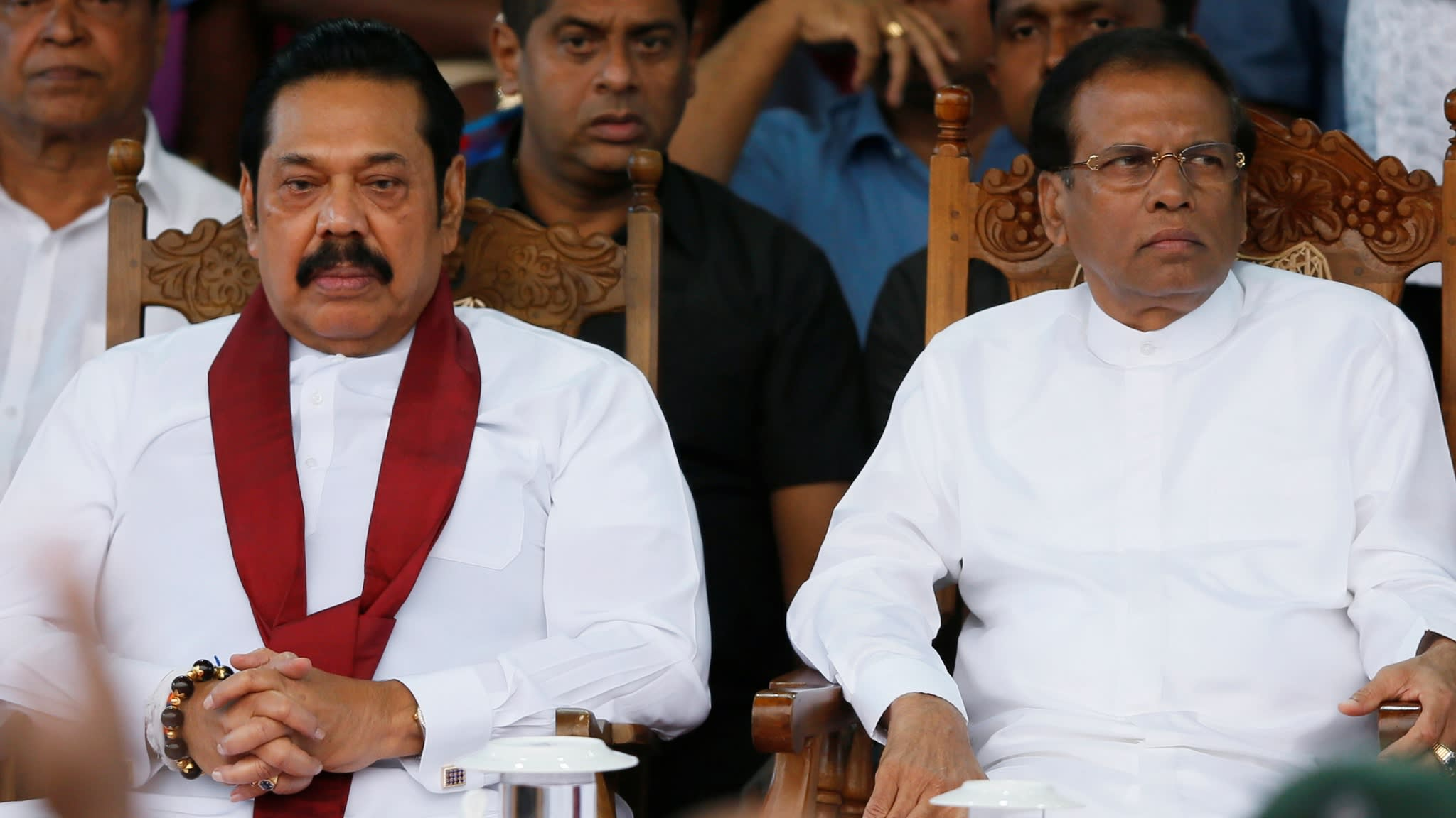 Sri Lankan President Maithripala Sirisena rejects No-Confidence Motion passed by Parliament