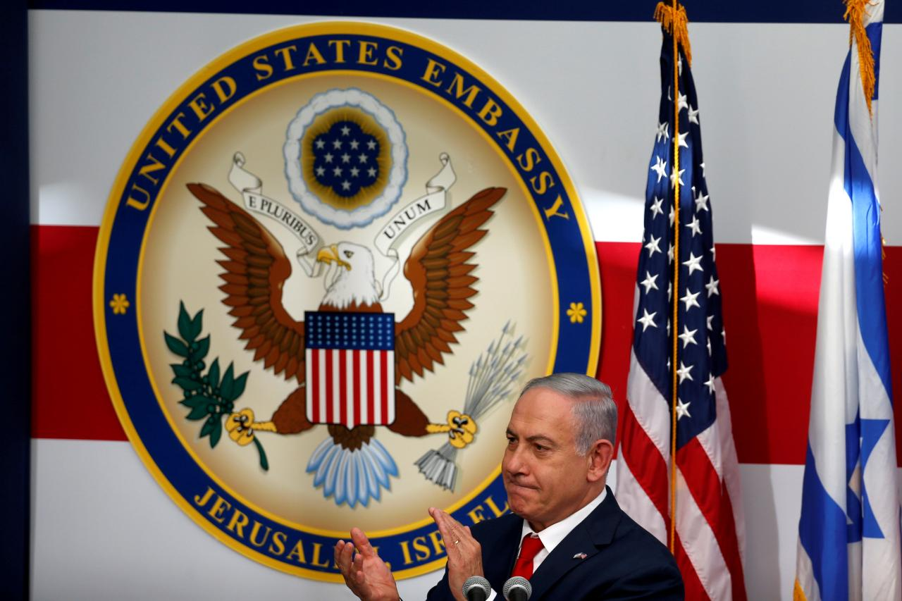 US to merge Jerusalem consulate general with new embassy