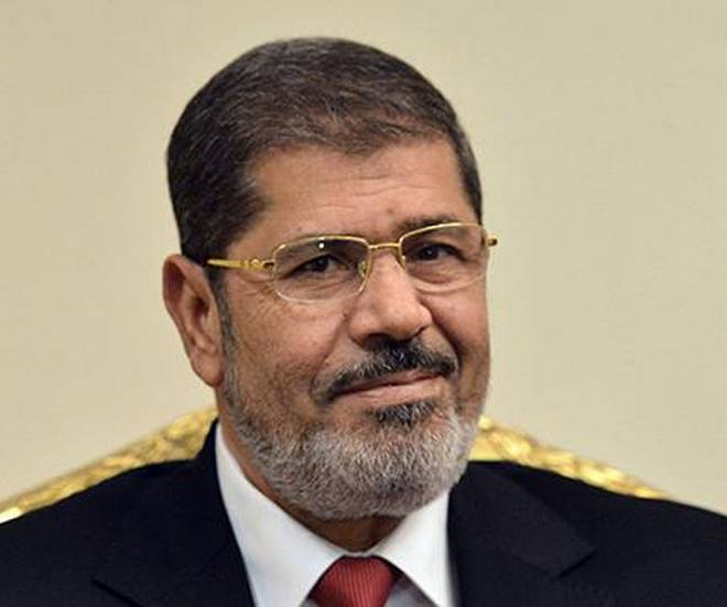 UN human rights office calls for independent inquiry into death of former Egyptian president Mohamed Morsi