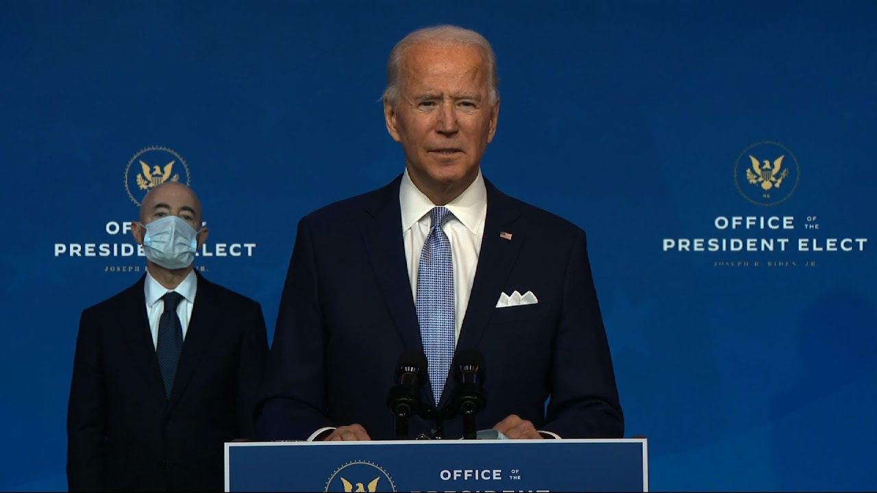 Biden seeks swift Cabinet votes, but GOP Senate stays silent