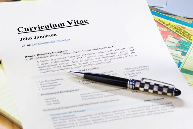 Faking your CV in UAE can put you in jail
