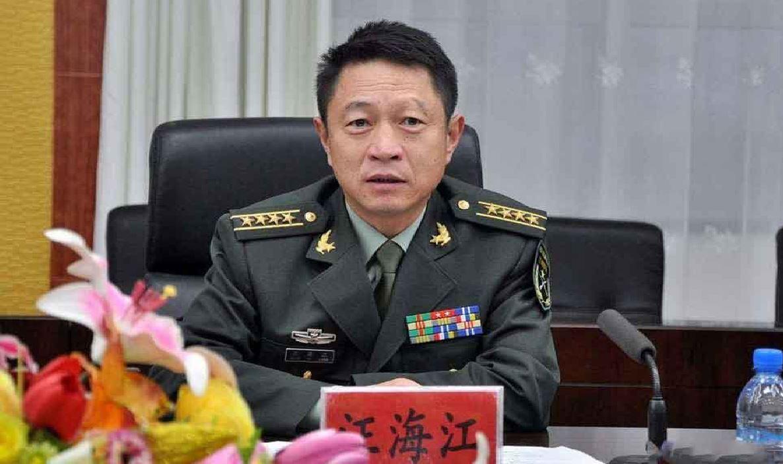 chinesepresidentappointsnewcommandergeneralwanghaijiangforplaswesterntheatrecommand